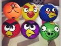 angry birds party balls